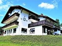 ubytování Bayerisch Eisenstein Penzion na horách