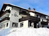 Penzion Šumaváček v zimě II