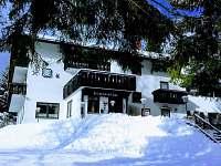 Penzion Šumaváček zima