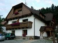 Železná Ruda ubytování pro 9 až 12 osob  ubytování