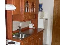 Kuchyně v bílém
