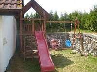 Černá v Pošumaví - chata k pronájmu - 5