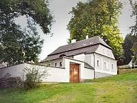 ubytování Hojsova Stráž na chalupě