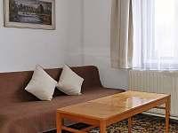 obývací pokoj - pronájem chalupy Podmokly