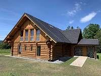 ubytování Skiareál Lipno - Kramolín ve srubu k pronajmutí - Frymburk