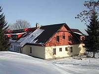 Nové Hutě ubytování 10 lidí  ubytování