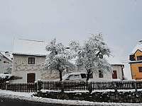 Renesanční rychta Nezdice na Šumavě - chalupa ubytování Nezdice na Šumavě