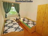 Dvoulůžková ložnice