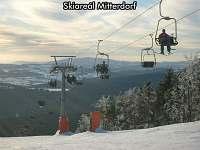 Skiareál Mitterdorf