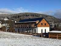 Apartmán na horách - okolí Javorníka