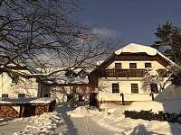 Penzion Korálek - chalupa - 13 Vacov - Benešova Hora
