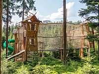 """Dětské hřiště """"Království lesa"""" - Lipno nad Vltavou"""