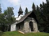 Mariánská kaple - pronájem apartmánu Strážný