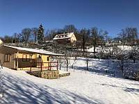 Chata k pronajmutí - dovolená na Šumavě