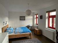 ložnice - pronájem chalupy Dlouhá Ves - Platoř