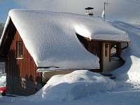 ubytování Ski areál Brčálník - Hojsova Stráž Chalupa k pronájmu - Železná Ruda - Špičák