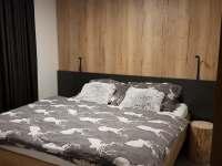 malá ložnice - pronájem apartmánu Nová Pec