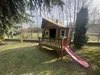 Dětský hrací domek - Žďár u Nalžovských Hor