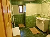 Zelená koupelna - Žďár u Nalžovských Hor