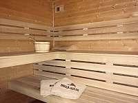 privátní sauna - Přední Výtoň