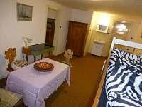Horní pokoj 1 - chalupa k pronájmu Malonice