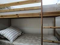 ložnice 3 - apartmán k pronajmutí Lipno nad Vltavou