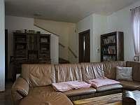 obývací pokoj - apartmán k pronajmutí Lipno nad Vltavou