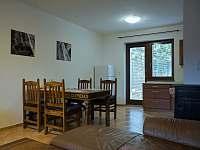 kuchyně - rekreační dům k pronájmu Lipno nad Vltavou