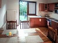 kuchyně - Lipno nad Vltavou