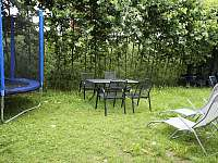 zahrada - Lipno nad Vltavou
