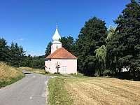 Kaplička v Hartunkově - Černé Údolí