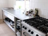 Kuchyně - Černé Údolí