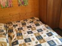 Menší pokoj 2 - chata k pronájmu Horní Planá - Dobrá Voda