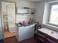 Apartmán 2 - chalupa k pronajmutí Nová Pec - Bělá