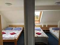 Apartmán 3 - chalupa k pronájmu Nová Pec - Bělá