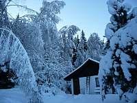 Chata v zimě - Annín