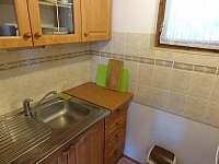 Kuchyňka - chata k pronájmu Annín
