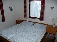 Ložnice - chata ubytování Annín