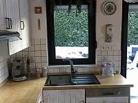 Kuchyně - chalupa k pronájmu Javor - Loučany