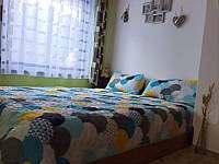 Spodní dvoulůžkový pokoj - Javor - Loučany