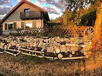 Šumava-relax Javor - Loučany - chalupa ubytování Javor - Loučany