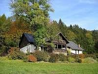 Penzion na horách - okolí obce Onen Svět