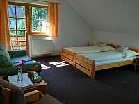 Pokoj 1x2 lůžka - Zelená Lhota