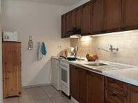 Kuchyň přízemní byt - Horní Planá - Hůrka