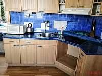 Kuchyně - apartmán k pronájmu Horní Planá