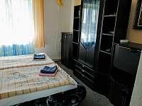 Ložnice - pronájem apartmánu Horní Planá