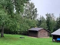 Chata k pronajmutí - chata ubytování Hnačov - 2