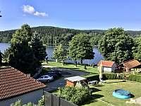100 m od jezera - Frymburk