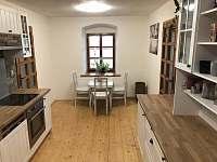 Apartmán 1 : Kuchyně - Milejovice