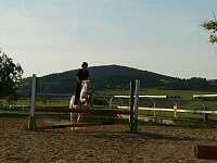 Jezdecká školička - Milejovice